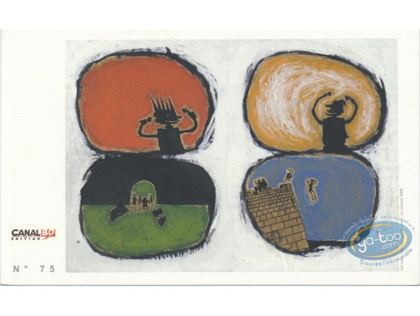Ex-libris Offset, Robin Goodfellows (Les) : Lizano, Les Robin Goodfellows