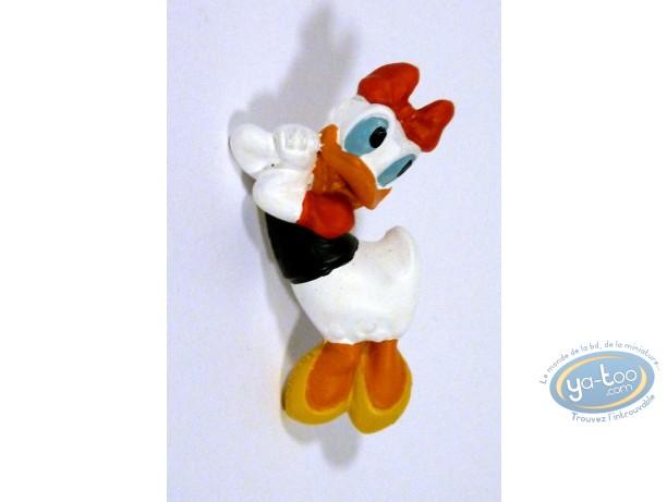 Mode et beauté, Mickey Mouse : Broche résine, Disney, Daisy : Heureuse, Disney