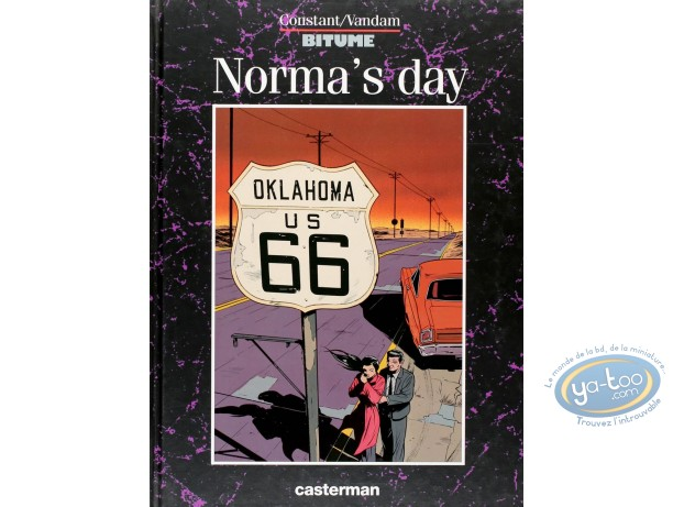 BD cotée, Bitume : Bitume, Norma's Day