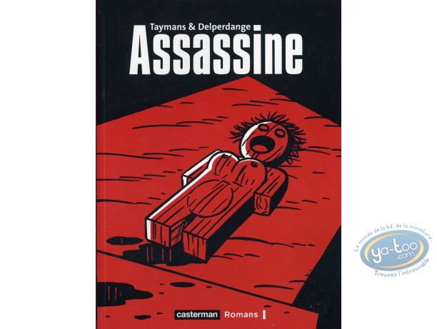 BD neuve, Assassine : Assassine