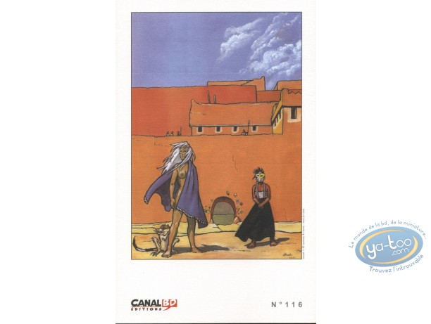 Ex-libris Offset, Ishum : Forteresse