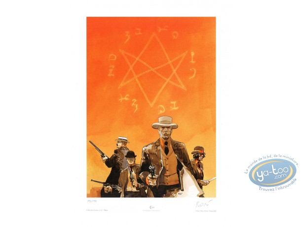Affiche Offset, W.E.S.T : La Chute de Babylone
