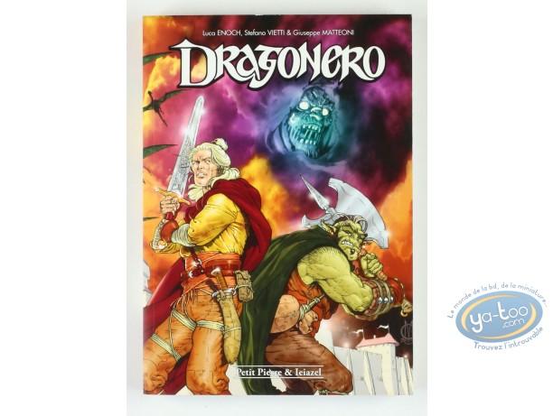 BD prix mini, Dragonero : Dragonero l'intégrale