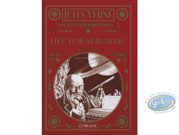 BD prix mini, Voyages Extraordinaires : Hector Servadac - Partie 3