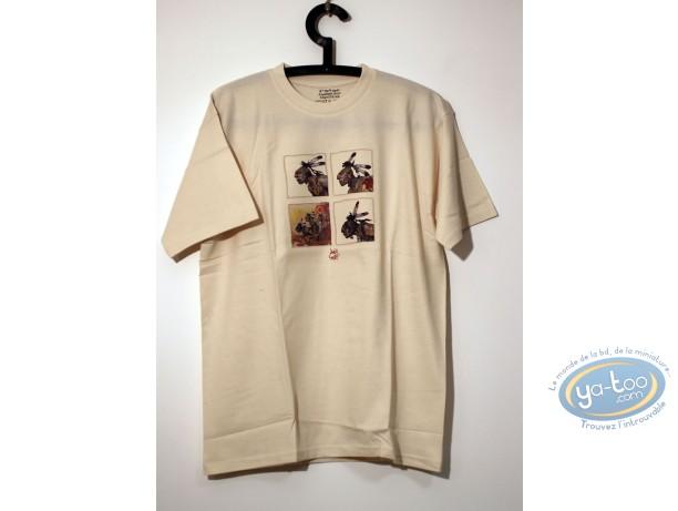 Vêtement, Corto Maltese : T-shirt, Indiens taille S