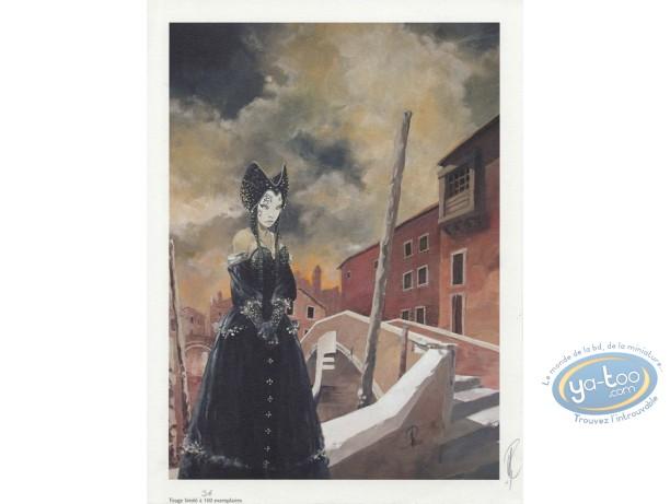 Affiche Offset, Varanda : La Vénitienne