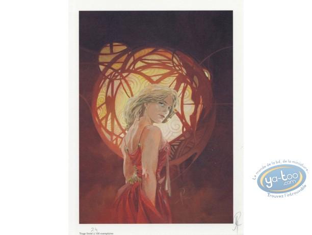 Affiche Offset, Varanda : La fenêtre