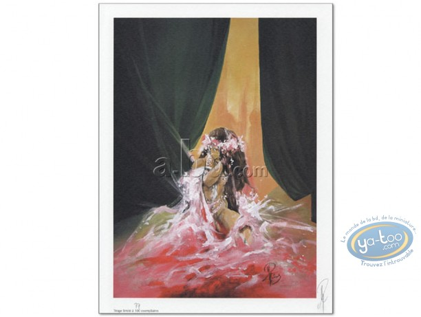 Affiche Offset, Varanda : Courtisane