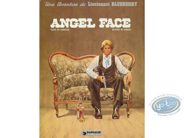 BD cotée, Blueberry : Blueberry, Angel face