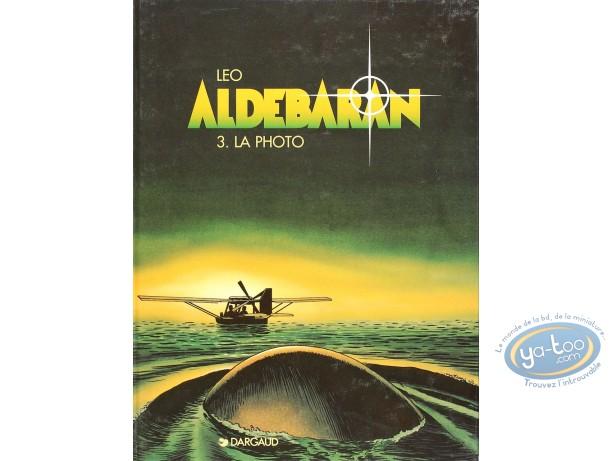 BD cotée, Aldebaran : Leo Aldebaran, La Photo