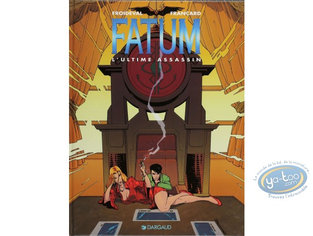 BD cotée, Fatum : Fatum, L'Ultime Assassin
