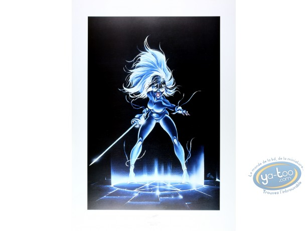 Affiche Offset, Epée de Cristal (L') : L'Epée de Cristal