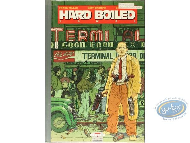 Tirage de tête, Hard Boiled : Hard Boiled