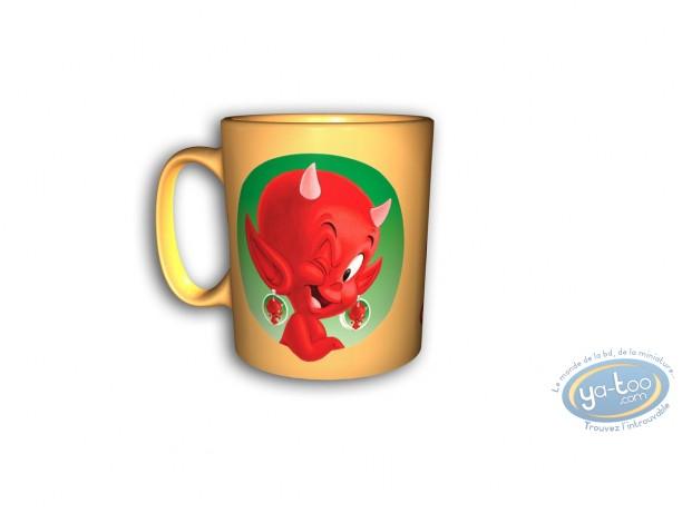 Art de la Table, Hot Stuff : Mug, Hot Stuff : Mug jaune