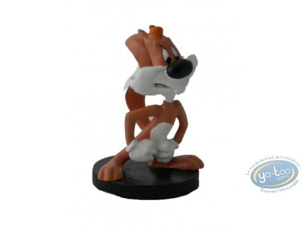 Figurine métal, Screwy Squirrel : Screwy Squirrel