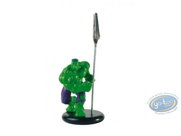 Déco, Hulk : Memo clip, Hulk