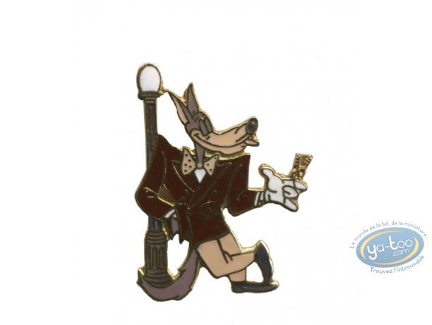 Pin's, Tex Avery : Le loup a la classe