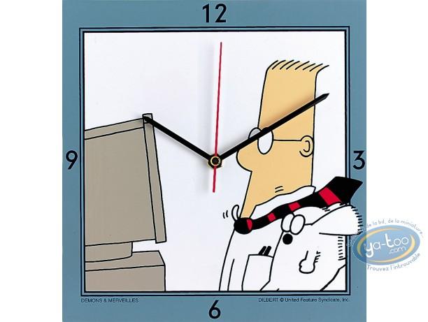 Horlogerie, Dilbert : Horloge, Dilbert
