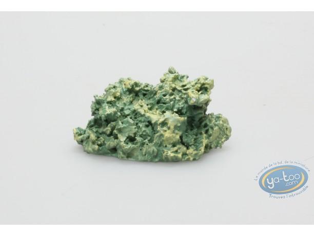 Figurine métal, Tuniques Bleues (Les) : Le Camp - Grand buisson coloris clair