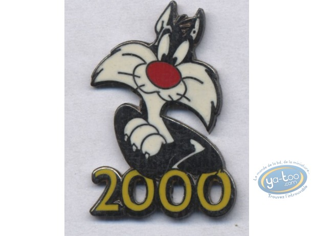 Pin's, Titi : Grosminet an 2000