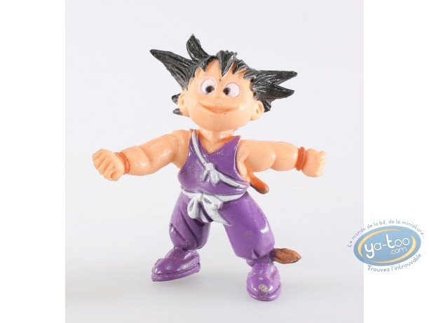 Figurine plastique, Dragon Ball : Son Gokû