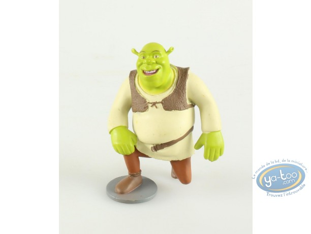 Figurine plastique, Shrek : Shrek agenouillé