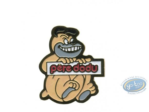 Pin's, Tex Avery : Spike - Père Dodu
