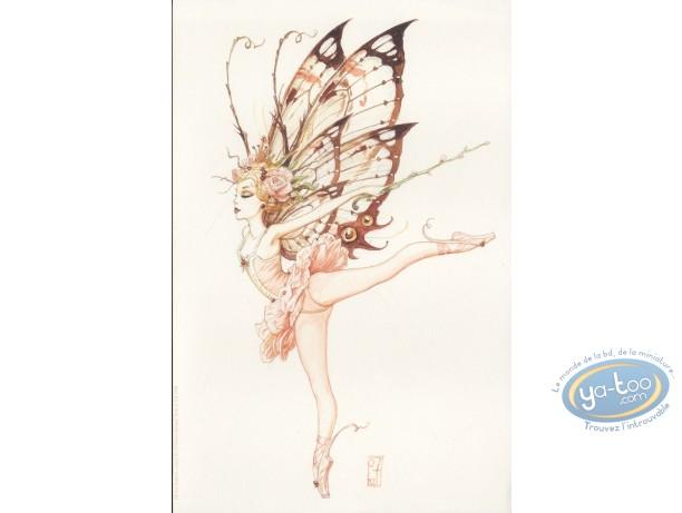 Affiche Offset, Féerie : Danseuse