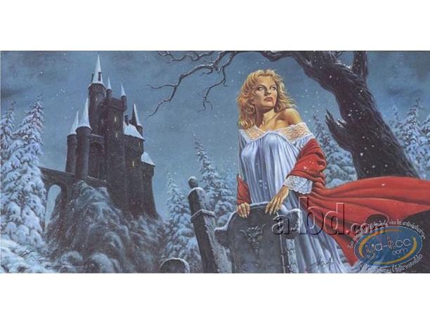 Jaquette, Prince de la Nuit (Le) : Swolfs, Le Prince de la nuit