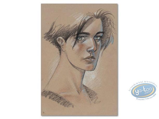 Affiche Offset, Voyage de Léna (Le) : Portrait de Lena