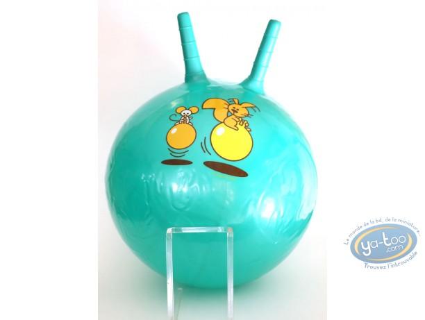 Jouet, Spip : Ballon sauteur Spip