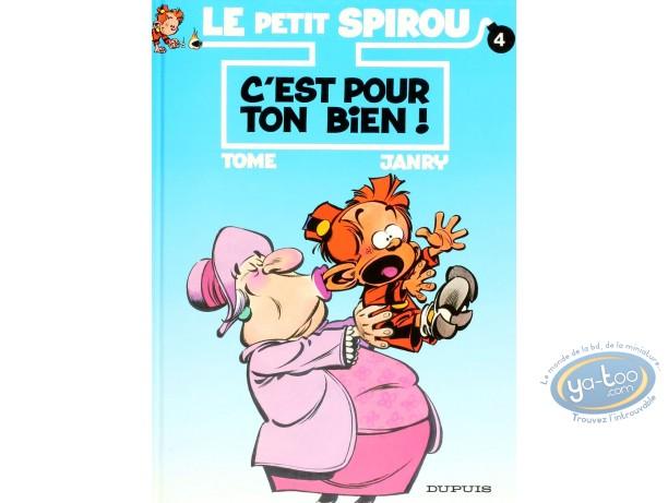 BD cotée, Petit Spirou (Le) : Le Petit Spirou, C'est pour ton bien !