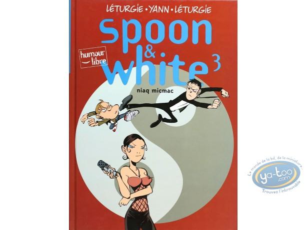 BD cotée, Spoon et White : Spoon & White, Niaq Micmac