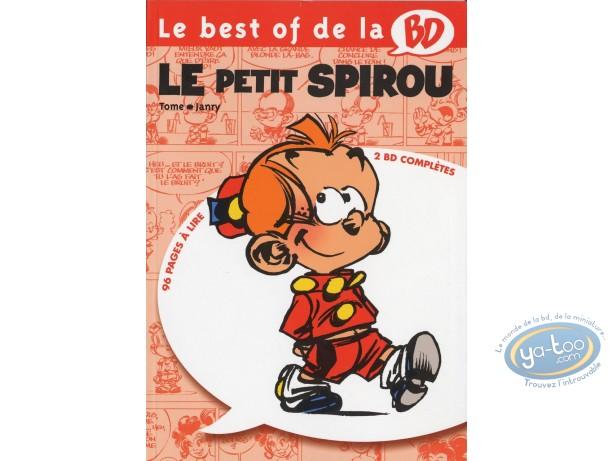 BD prix mini, Petit Spirou (Le) : Le best of de la Bd : Le petit Spirou