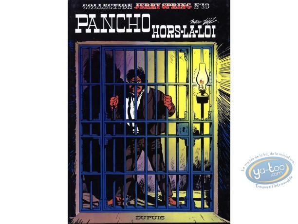 BD prix mini, Jerry Spring : Pancho hors-La-Loi