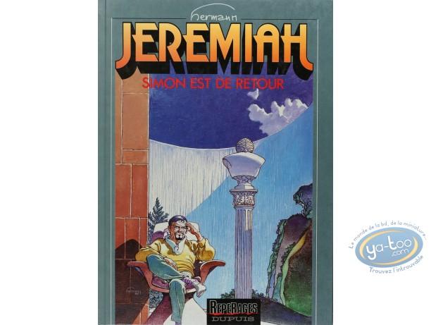 BD cotée, Jérémiah : Jérémiah, Simon est de retour