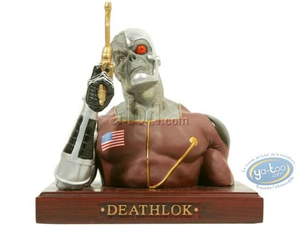 Statuette résine, Earth X : Deathlock