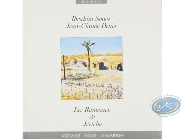 BD prix mini, Les rameaux de Jéricho, Collection Voyage sans Amarres