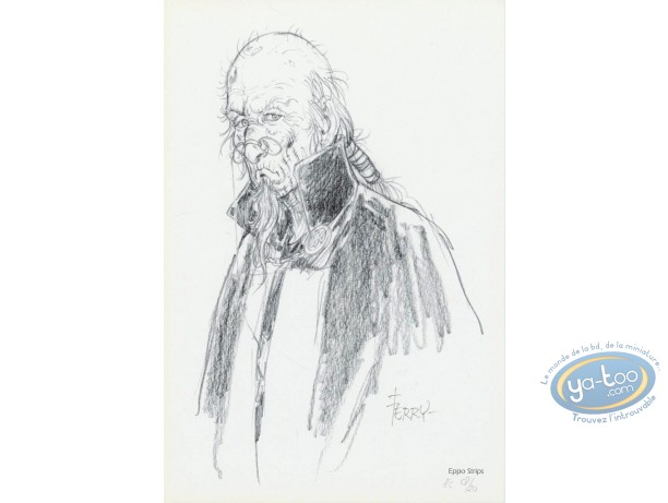Ex-libris Offset, Chroniques de Panchrysia (Les) : Homme à la cape
