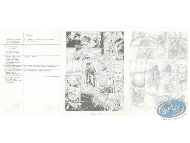 Affiche Offset, Prince de la Nuit (Le) : Swolfs, Le Prince de la Nuit