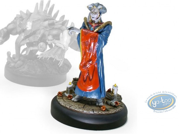 Statuette résine, Magic the Gathering : Meloku