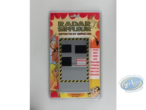 Accessoire auto, Radar siffleur, flash