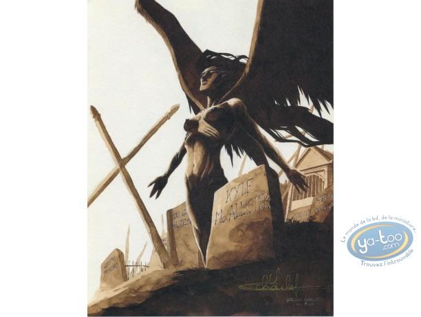 Ex-libris Offset, Maître de Jeu (Le) : Stryge