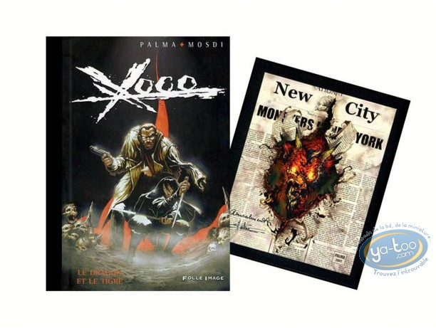 Edition spéciale, Xoco : Le dragon et le tigre