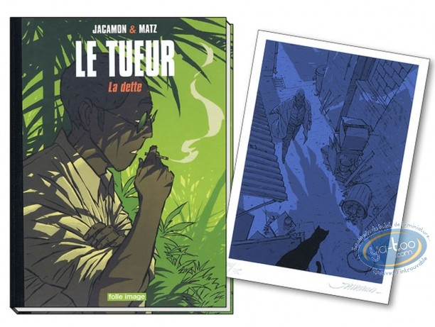Edition spéciale, Tueur (Le) : La dette