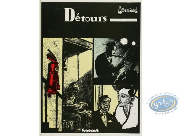 BD cotée, Détours : Détours