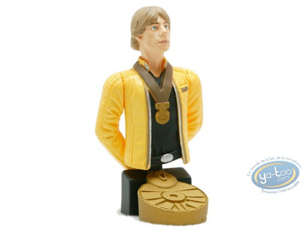 Figurine plastique, Star Wars : Luke  Skywalker