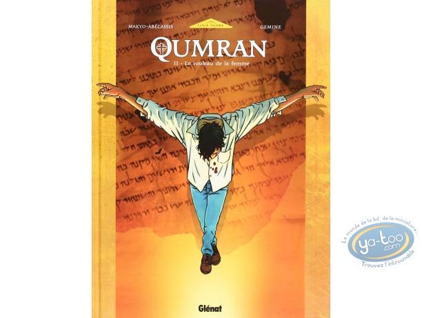 BD cotée, Qumran : Qumran, Le rouleau de la femme