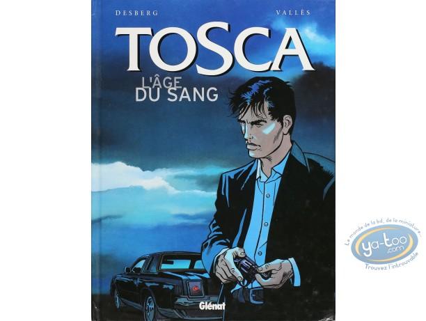 BD cotée, Tosca : Tosca, L'Age du Sang