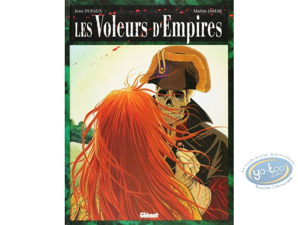 BD cotée, Voleurs d'Empires (Les) : Les Voleurs d'Empires